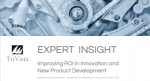 Download: EXPERT INSIGHT – Improving ROI in Innovation & New Product Development