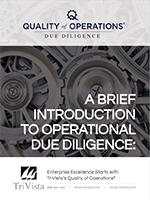 Download: Whitepaper: A Brief Introduction to Quality of Operations®